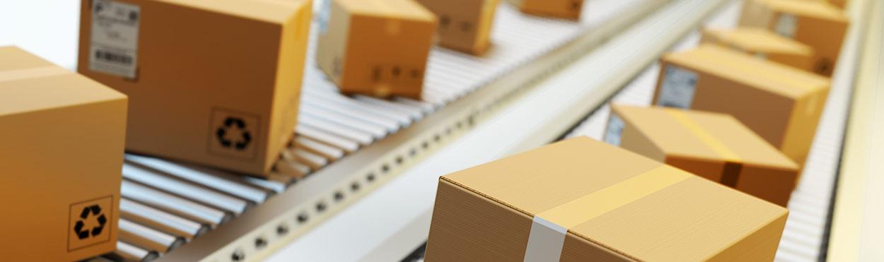 SOG Business-Software-Versand von Paketen