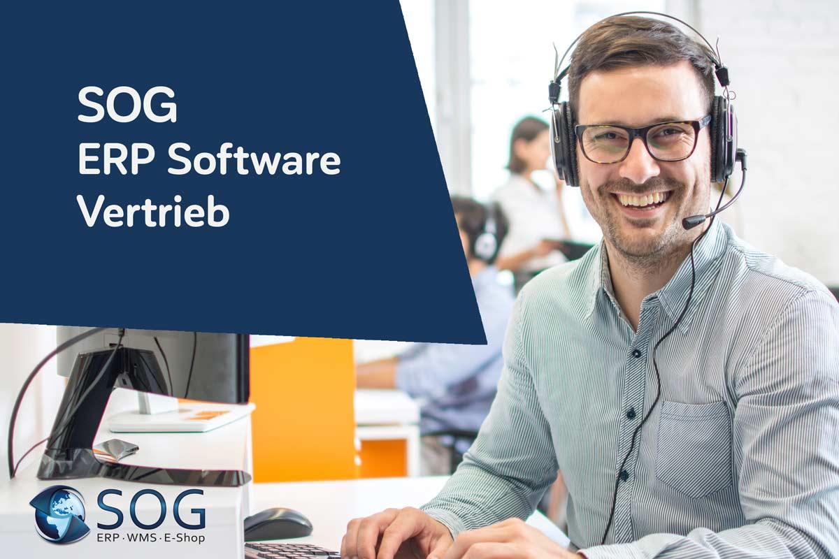ERP-Software-Vertrieb