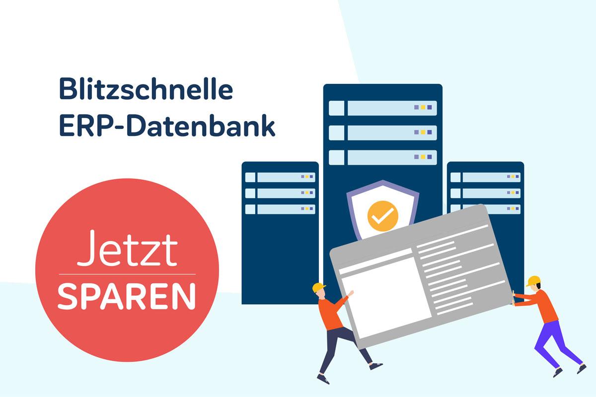 ERP Datenbank defragmentieren