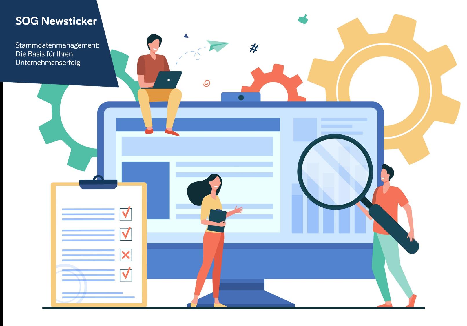 Stammdatenmanagement: Die Basis für Ihren Unternehmenserfolg
