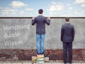 Vorsprung-durch-Wissen