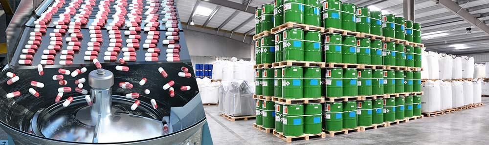Warenwirtschaftssystem-Chemiebranche